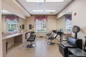 Beauty Salon and Barber Shop