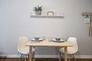Model Room Dining