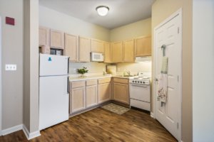 Model Room Kitchen